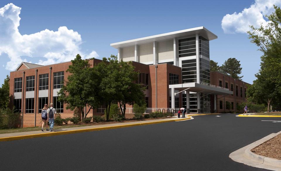 Athens, GA Library